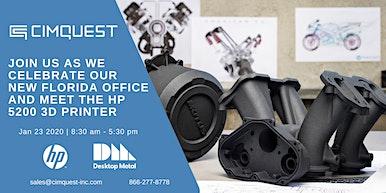 Florida 3D Printing Open House