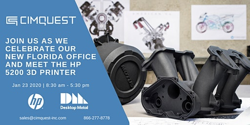 Florida 3D Printing Open House