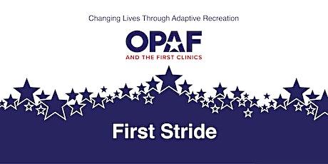 First Stride - JPO - Professional Registration RESCHEDULED FOR SEPT 26 tickets