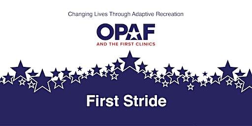 First Stride - JPO - Professional Registration