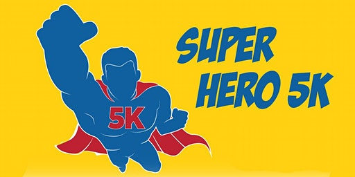 Occoquan Brickyard Super Hero 5k 2020