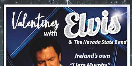 Valentines  With Elvis tickets