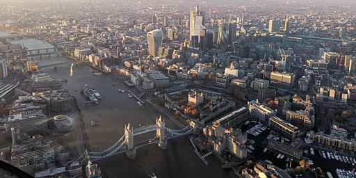 Private London Helicopter Flight