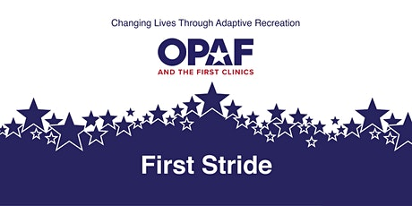 First Stride - JPO - Clinic Participant Registration - POSTPONED. Date TBD tickets