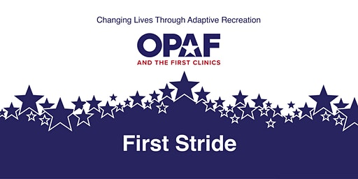 First Stride - JPO - Clinic Participant Registration