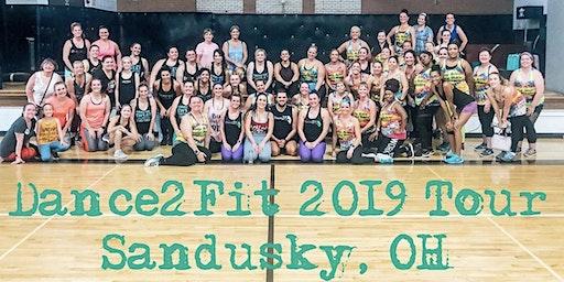 Sandusky, OH Dance2Fit Class w/ Jessica James on 2/22/20 @10:30am