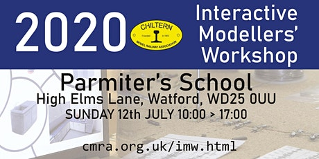 Interactive Modellers Workshop tickets