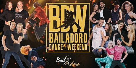 BailAdoro Dance+ Weekend Tickets