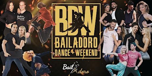 BailAdoro Dance+ Weekend