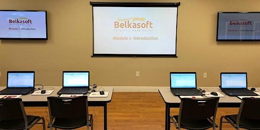 Belkasoft Certification Course -- Palm Bay Florida