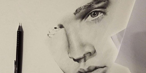 Pencil Portraits with Sarah Bennett