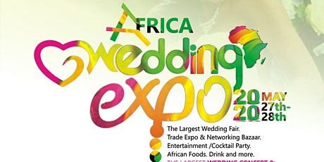 Africa Wedding Resource Expo 2020 tickets