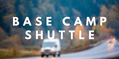 Base Camp Transportation tickets