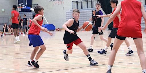 Basketball Development Day at Loughborough - February 15th