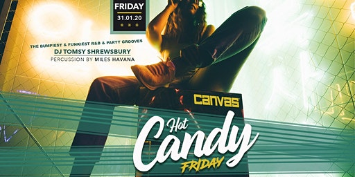 Hot Candy: The Bumpiest R&B and Party Grooves