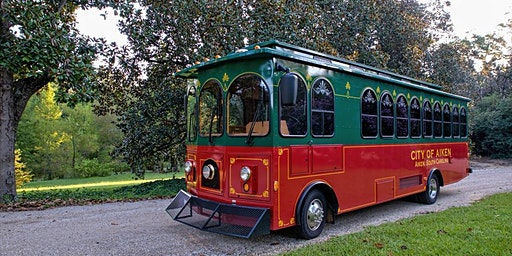 Aiken Trolley Tour