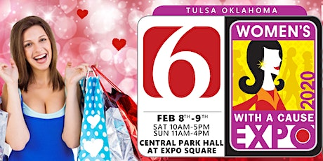 Tulsa Women's Expo With A Cause 2020 tickets