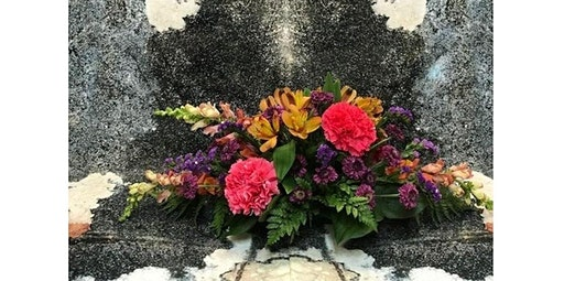 Floral Design Class 4 - Horizontal Centerpiece (02-01-2020 starts at 3:00 PM)