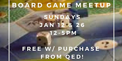 Board Game Meetup