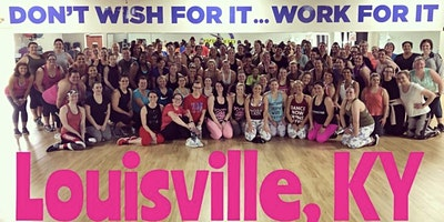 Louisville, KY Dance2Fit Class w/ Jessica James on