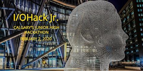 I/OHack Jr. Hackathon tickets