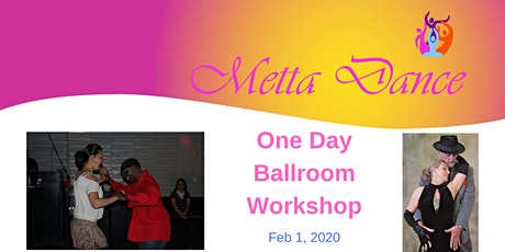 Metta Dance Ballroom Workshop tickets
