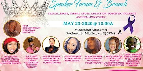 Go! Get Your Healing Speaker Forum & Brunch tickets