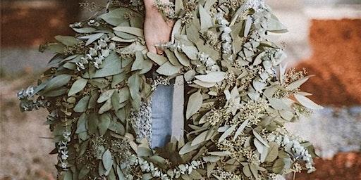 SOLD OUT! DIY Eucalyptus Wreath Workshop
