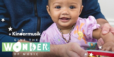 THE WONDER OF KINDERMUSIK! * TRY A CLASS! tickets