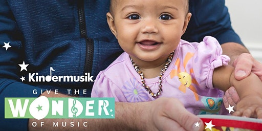 THE WONDER OF KINDERMUSIK! * TRY A CLASS!