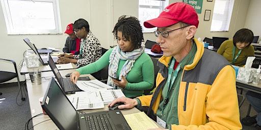 2020 Tax Time VITA Tax Preparer & Greeter Training