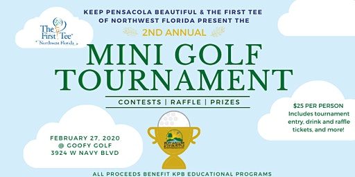 2nd Annual Mini Golf Tournament