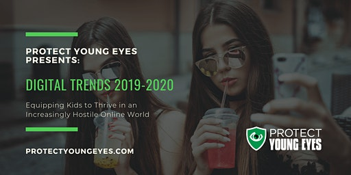 Hillside Community Church: Digital Trends 2019-2020 with Protect Young Eyes