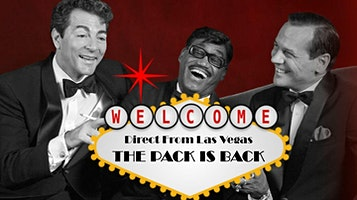 The Pack is Back: Rat Pack Tribute