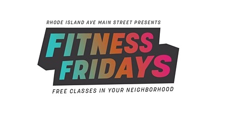 Free Fitness Fridays 2020 tickets