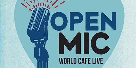Philly Rising Open Mic tickets