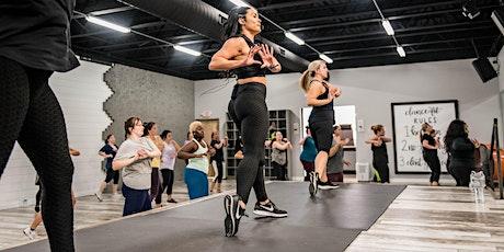 Philadelphia, PA Dance2Fit Class w/ Jessica James  on 3/7/20 @7:30pm tickets
