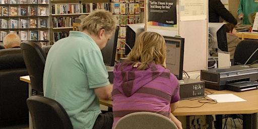 Tuffley Library - Computer Club