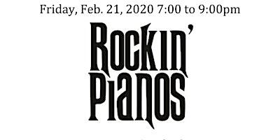 Rockin' Pianos 2020