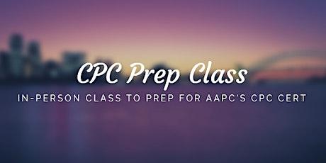 CPC Prep tickets