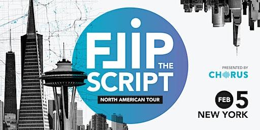 Flip the Script: North America Tour 2020 (New York)