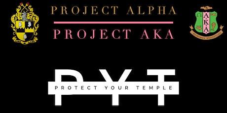 Project Alpha/Project AKA tickets
