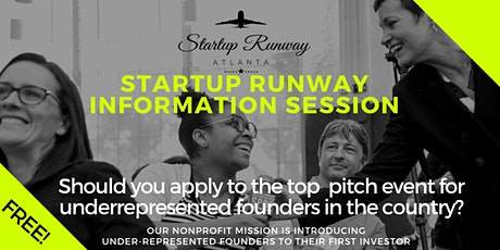 Startup Runway Information Session tickets
