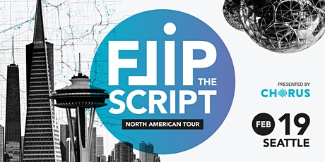 Flip the Script: North America Tour 2020 (Seattle) tickets