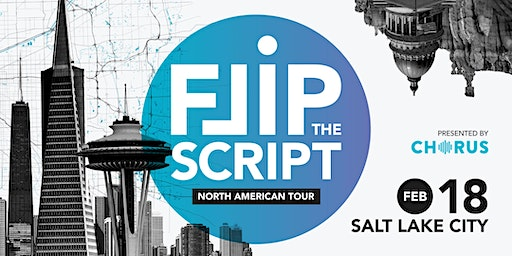Flip the Script: North America Tour 2020 (Salt Lake City)