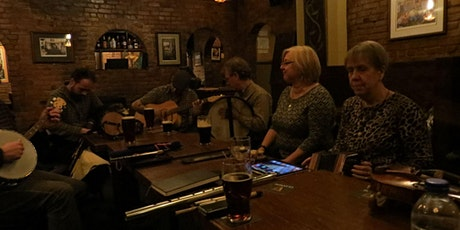 Irish Traditional Music Session billets