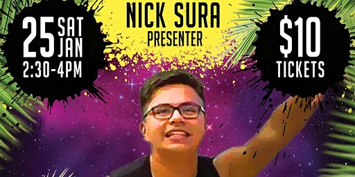 Soca VS Dancehall Masterclass with NICK SURA & Guests
