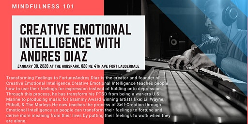 Creative Emotional Intelligence with Andres Diaz