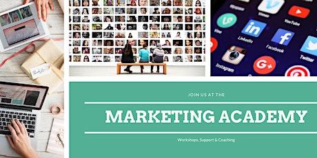 The Marketing Academy tickets
