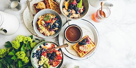 ATELIER PRATIQUE : Faire des petits déjeuners gourmands et sains pour petits et grands ! billets